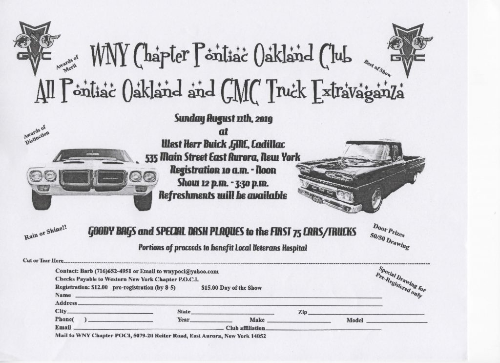 All Pontiac/GMC Truck Extravaganza | CarCruiseFinder com