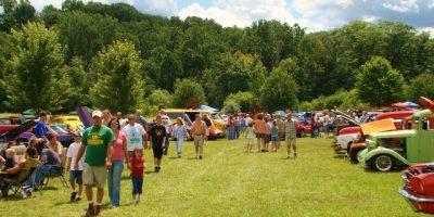 Mill Hollow Crusin' Car Show