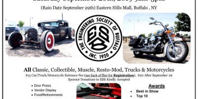5th Annual Car and Bike Show