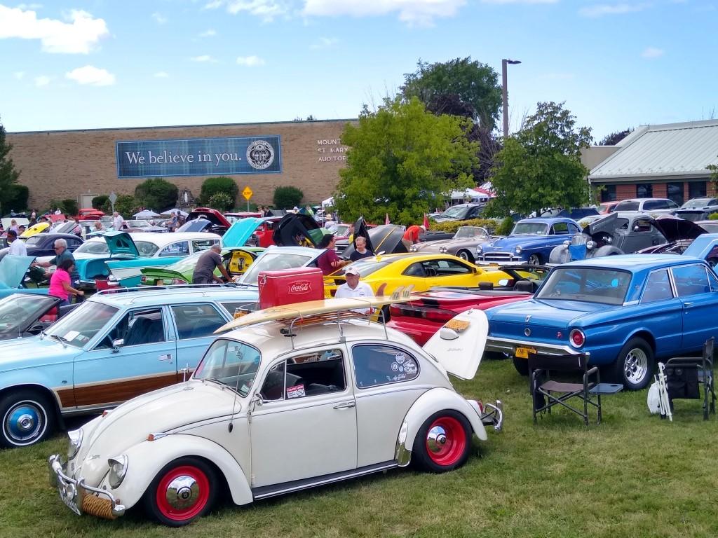 Car shows and car cruises this week in Buffalo NY and